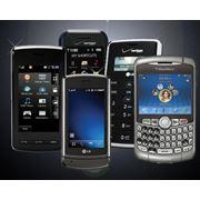Продажа б/у сотовых телефонов оптом и в розницу. фото