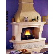 Облицовка камина La Romaine Provence фото