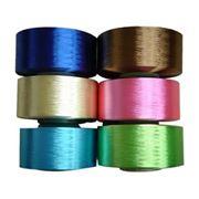 Волокна полиэфирные. фото