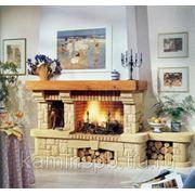 Облицовка камина La Romaine Caraibe без банкетки фото