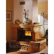 Облицовка камина La Romaine Chimay фото