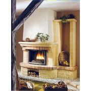 Облицовка камина La Romaine Saumur фото