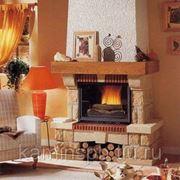 Облицовка камина La Romaine Galante фото