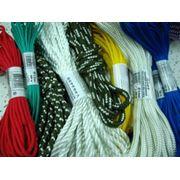 Веревки бельевые диаметры 2-11мм.