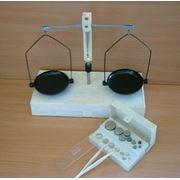 Весы с гирями учебные ВГУ - 1 фото