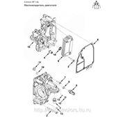 Маслоохладитель двигателя Cummins ISF 3.8L фото
