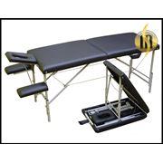 массажный стол Хомстол В люкс фото