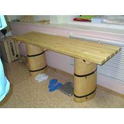 Массажные столы скамейки фото