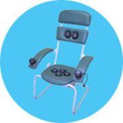 Кресло массажное ОМК ЭПС фото
