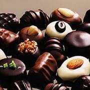 Шоколадные конфеты с начинкой фото
