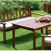 Мебель садовая и плетеная фото