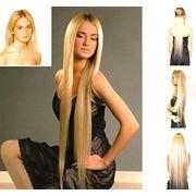 Волосы искусственные для наращивания фото