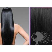 Волосы натуральные на кератиновых капсулах 70 см фото