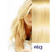Волосы для ленточного наращивания прямые фото