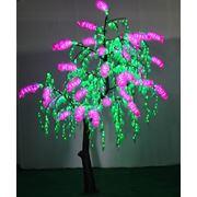 Цветущая ива 260*200 см, 2565 светодиодов фото