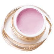 Розовый полупрозрачный гель (2 фаза) фото