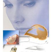 Массажер микротоковый для омоложения кожи лица Ионная Маска Hivox фото