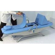Установка для вибрационного массажа позвоночника фото