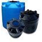 Пластиковая емкость ЭВЛ-1000 фото