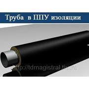 Труба ППУ 57/140 фото