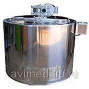 Котел варочный электрический 300 литров КВЭ-300л-мр с масляной рубашкой фото