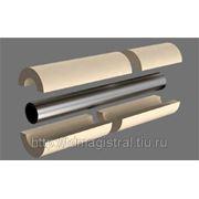 Изоляция труб под тепло (ППУ), газ (ПВД) фото