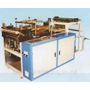 Линия для производства полиэтиленовых перчаток. фото