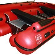 Лодка надувная ПВХ Фрегат M-400 FM Lux фото