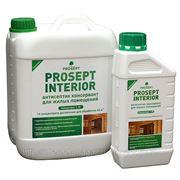 PROSEPT INTERIOR - антисептик для внутренних работ фото