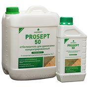 PROSEPT 50 - отбеливатель для древесины фото
