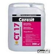 Грунт Cerezit СТ 17 5 кг. фото