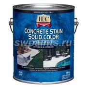 H&C® Concrete Stain Solid Color WB - Пропитка для Бетона со слабым запахом в процессе нанесения фото