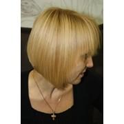 Кератиновое выпрямление вьющихся волос фото