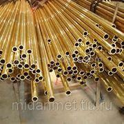 Трубы Л63 птв ф 10х1,5х3000 фото