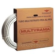 Труба металлопластиковая Prandelli (Multyrama) Италия 20х2.0 фото