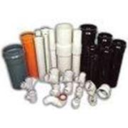 Трубы ПВХ, ПП (внешняя, внутрення канализация и отопление)