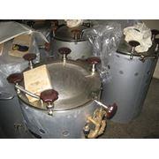 Стерилизатор вертикальный ВКО-50 фото