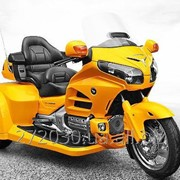 Мотоцикл Honda Goldwing Trike GL 1800/A yellow фото