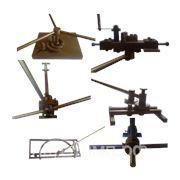 Кузнечное оборудование для холодной ковки металла (комплект из 6 оснасток) фото