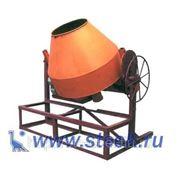 Бетоносмеситель (бетономешалка) БГ-500 фото