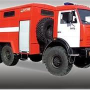 Автомобиль пожарный рукавный АР-2 КамАЗ-43114 -55ВР фото