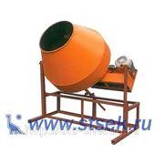 Бетоносмеситель (бетономешалка) БГ-280 фото