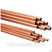 Труба медная 4,0 - 45,0х0,5 - 4 М1Т; М2М; М2Т; М3Т L 3000 - 3500
