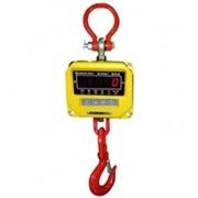 Весы крановые электронные ВСК-5000В фото