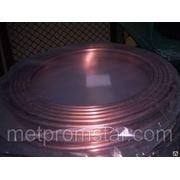 Труба М1м ф6х1,0 бухта фото