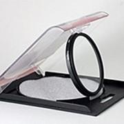 Защитный ультрафиолетовый фильтр UV 55мм (DHD, Green L. или CitiWide) 941 фото