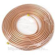 Труба медная для кондиционеров FBC Majdanpek (MDP) 5/8 х 5 м (15.9), на отрез фото