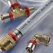 Пресс-фитинги для металлопластиковых труб Тиемми Tiemme (Италия) фото