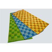Полотенце махровое цветное фото