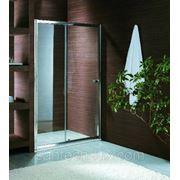 Дверь для душа STURM Viva 1200мм увеличенная высота, прозрачное стекло, профиль хром